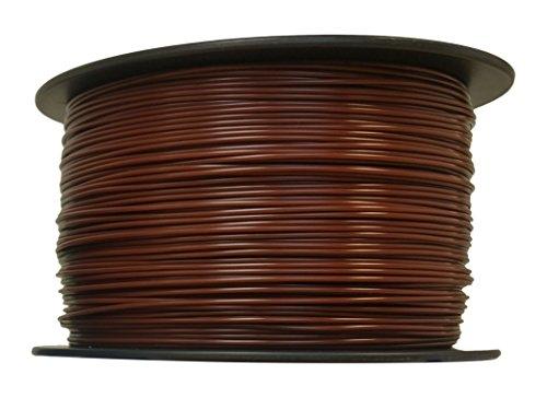 ROBO 3D 00-0616-FIL PLA 3D Printer Filament, Chocolate Brown