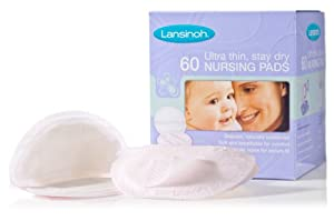 Lansinoh Disposable Nursing Pads (Pack of 240 Pieces)
