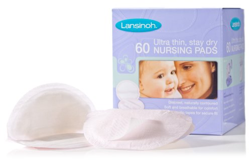 Disposable Nursing Pads (pack Of 240 Pieces) 44265/4 By Lansinoh