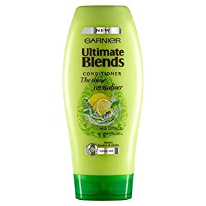 Garnier Ultimate Blends Conditioner - The Shine Revitaliser (400ml)