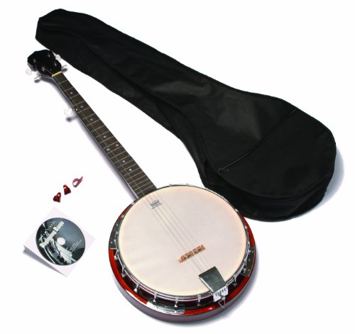 Emedia Learn To Play Banjo Pack front-62340