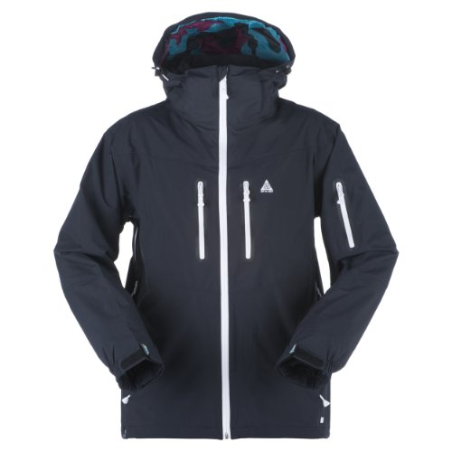 Animal Men's Andro Lightweight Jacket - Black, Large