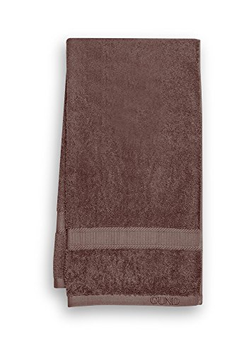 GUND Bear Essential Ringspun Bath Towel, Beary Brown, 24'' By 48'' - 1