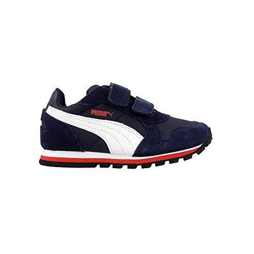 Puma - ST Runner - 36073703 - Couleur: Bleu marine - Pointure: 32.5