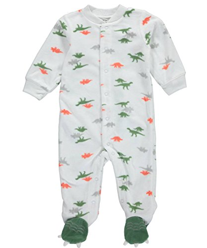 carters-baby-boys-clawfoot-footed-coverall-white-9-months