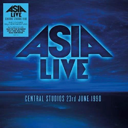 Vinilo : ASIA - Live