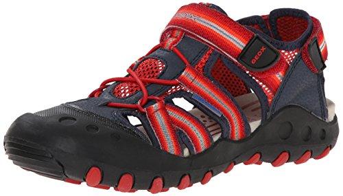 Geox Junior Kyle 5 Dress Sandal (Toddler/Little Kid/Big Kid) oshkosh b gosh hava g athletic sandal toddler little kid