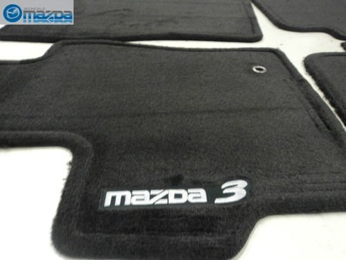 of mazda ac carpet bm genuine ds ebp mats new floor gt set bn