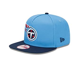 NFL Tennessee Titans Team Flip 9Fifty Snapback Cap by New Era