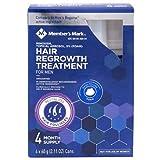 Member's Mark Minoxidil 5% Foam (2.11 oz., 4 ct.) AS