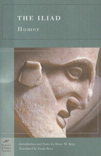 The Iliad Older, Homer; Ennis Rees & Bruce M. King