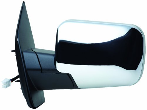 fit-system-68042n-nissan-titan-se-driver-side-replacement-flat-mirror-by-fit-system
