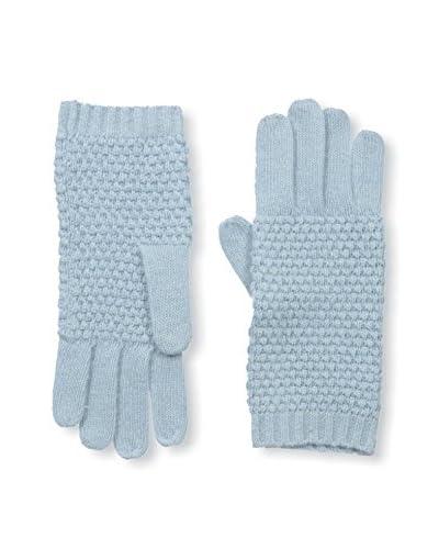 Portolano Women's Gloves, Powder Blue, One Size