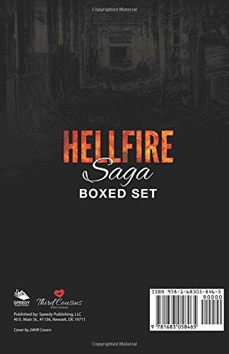Hellfire Saga: Boxed Set: Volume 7 (Paranormal Romance Series)