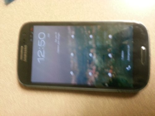 Samsung Galaxy S Iii / Sgh-I747 Gsm Unlocked 16Gb - No Warranty - Blue
