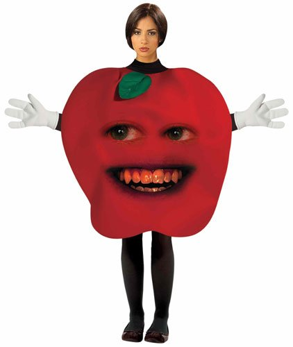 Annoying Orange Child Apple Costume Mfg3 Size: One Size Fits Most