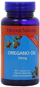Higher Nature Oregano Oil Capsules Pack of 90