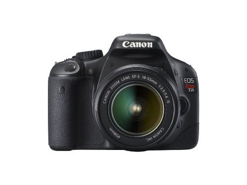 Canon EOS Rebel T2i 18 MP DSLR Camera