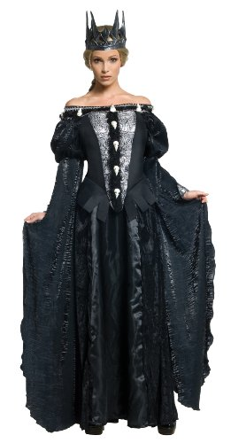 Snow White and The Huntsman Adult Queen Ravenna Skull Dress Costume