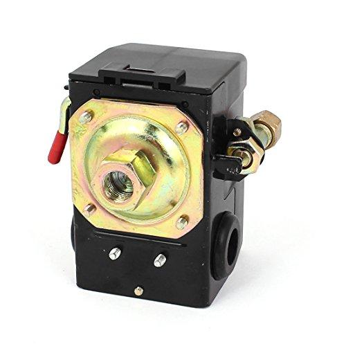 PS10-4H 1/4BSP Adjustable Air Compressor Pressure Switch Control Valve