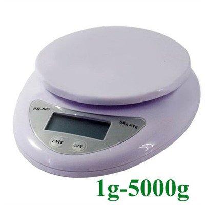 5 kg 5000g/1g Cuisine Alimentation Diète Balances numérique