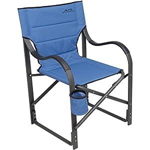 1 000 Lb Capacity Heavy Duty Portable Chair Orange