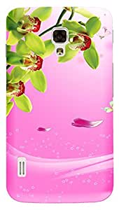 TrilMil Printed Designer Mobile Case Back Cover For LG Optimus L7 Ii Dual P715