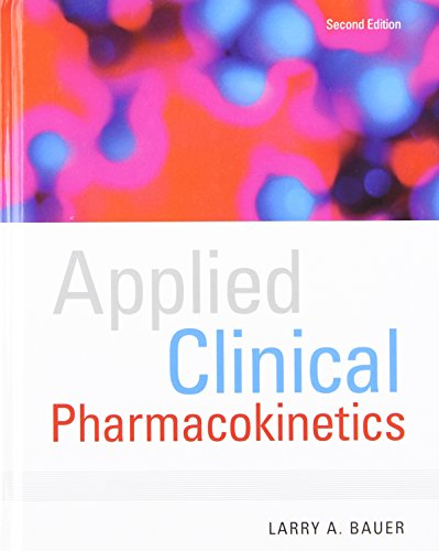Applied Clinical Pharmacokinetics