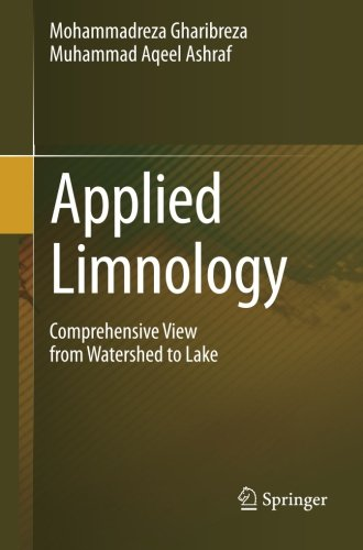 Applied Limnology: Comprehensive View from Watershed to Lake