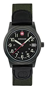 Wenger Gents Watch Field Military 70392