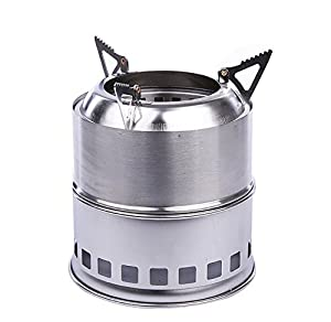 Amazon.com : Usmile® Portable Lightweight Stainless steel
