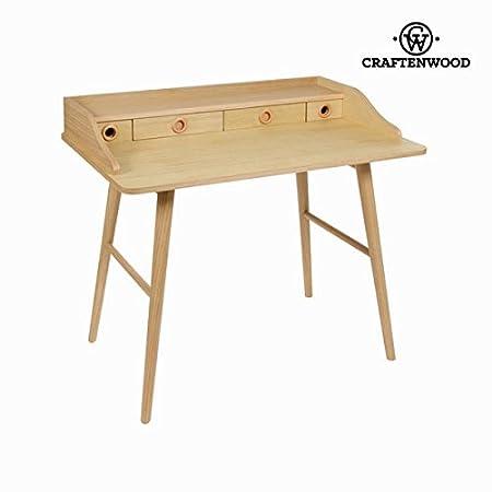 Bureau wood 4 cassetti - Modern Collezione by Craften Wood (1000026970)