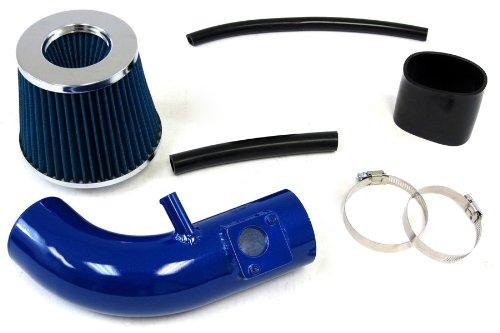 13-14 Acura Ilx 2.4L De2 Blue Shortram Air Intake Kit Short Ram Cool front-616173