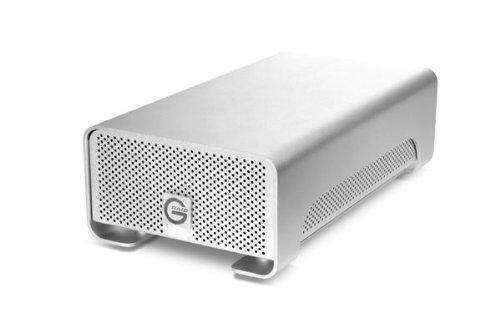 Hitachi HD G-Raid Dual Drive 2TB/2xFW/eSata/USB
