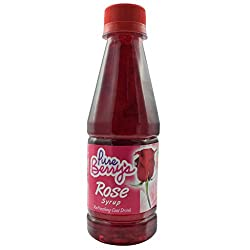 Pure Berrys Rose Syrup , 250 ml