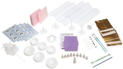 Wilton Flowers and Cake Design Student Kit