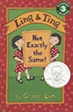 Ling & Ting( Not Exactly the Same!)[LING & TING][Paperback]