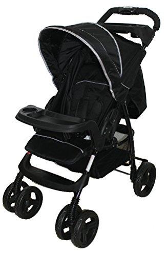 Babyco-Volt-Baby-Stroller-black