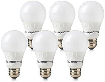 6-Pk. Energetic Lighting 60 Watt LED Bulbs