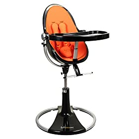 Bloom Fresco Loft High Chair Orange