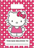 Hello Kitty Pink Party Bags 8pk [Toy]