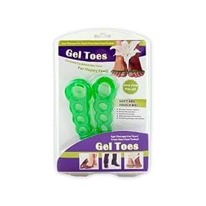 Gel Toe Separators foot relaxer - Instant Comfort For Men and Women