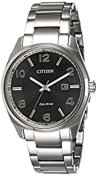 Citizen Analog Black Dial Mens Watch - BM7320-52H
