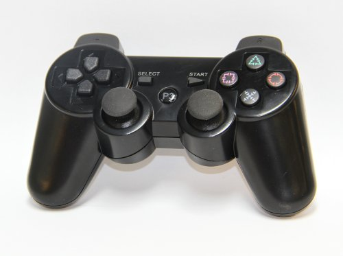 PLAYSTATION 3 DUAL SHOCK WIRED CONTROLLER for PS3 (Non Official) By Micro Gadget