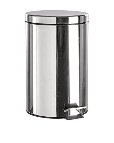 Modern Cubo De Basura 12 Liters Acero