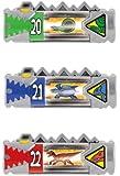 獣電戦隊キョウリュウジャー 獣電池セット02
