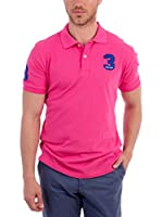 BLUE COAST YACHTING Polo (Fucsia)