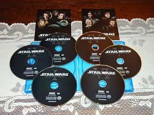 star wars complete saga dvd amazon