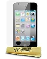 Accessory Master Film de protection d'écran pour  Apple iPod touch 4 Pack de 3