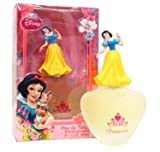 Disney Princess Snow White Eau De Toilette Spray 1.7 oz for Girls with Bottle Topper